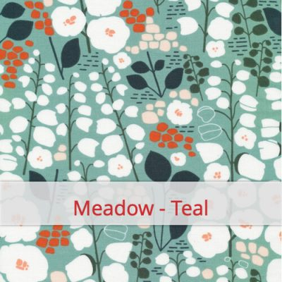Brottasche Meadow-Teal