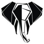 Elefant Dekorativ 3