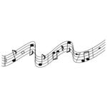 Noten-Tonleiter